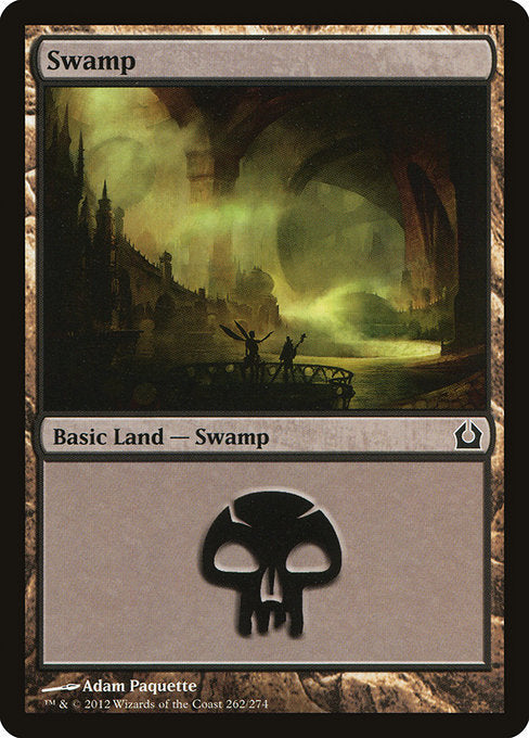 Swamp [Return to Ravnica] | Myrtle Beach Games & Comics