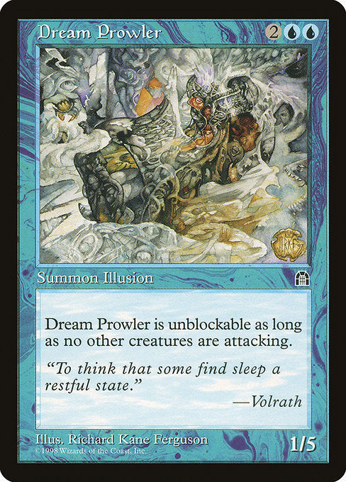 Dream Prowler [Stronghold] | Myrtle Beach Games & Comics