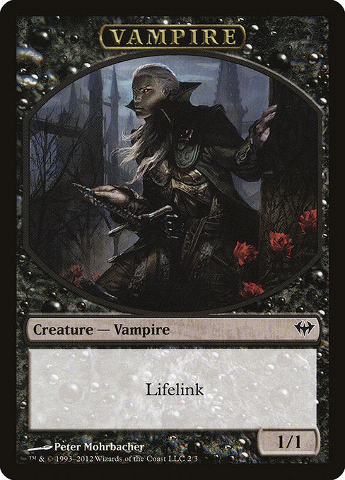 Vampire [Dark Ascension Tokens] | Myrtle Beach Games & Comics