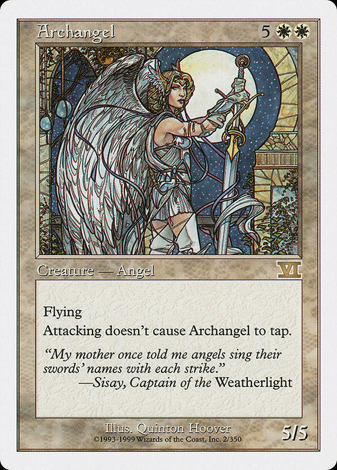 Archangel [Classic Sixth Edition] | Myrtle Beach Games & Comics