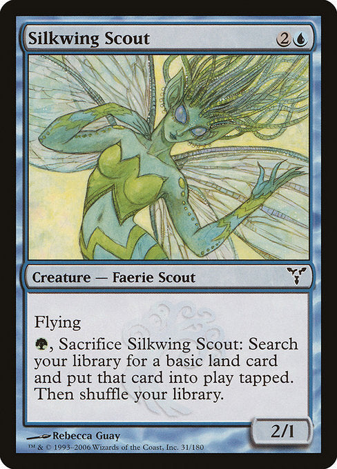 Silkwing Scout [Dissension] | Myrtle Beach Games & Comics