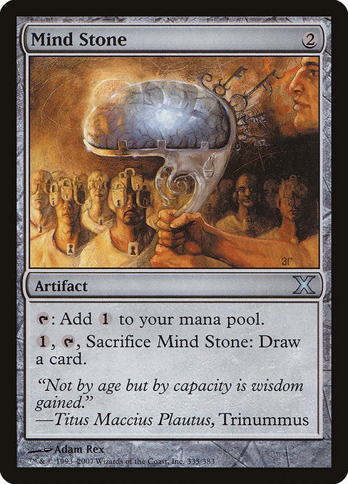 Mind Stone [Tenth Edition] | Myrtle Beach Games & Comics