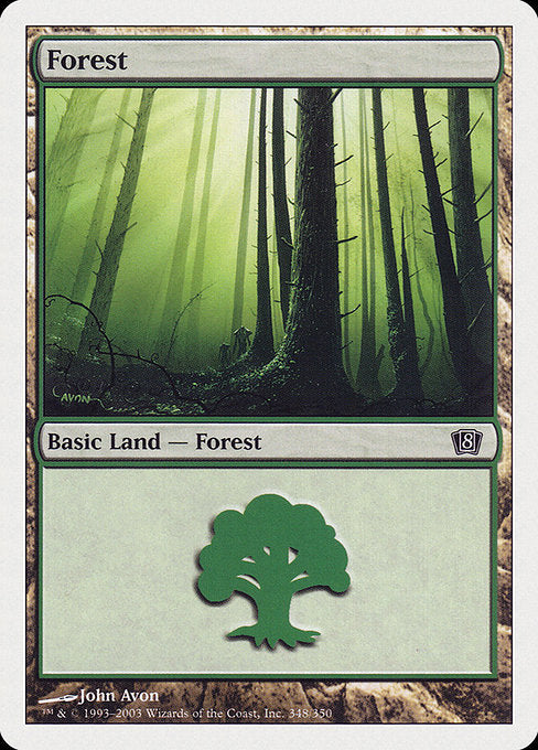 Forest [Eighth Edition] | Myrtle Beach Games & Comics