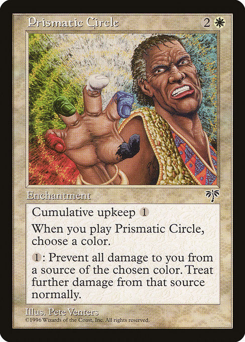 Prismatic Circle [Mirage] | Myrtle Beach Games & Comics