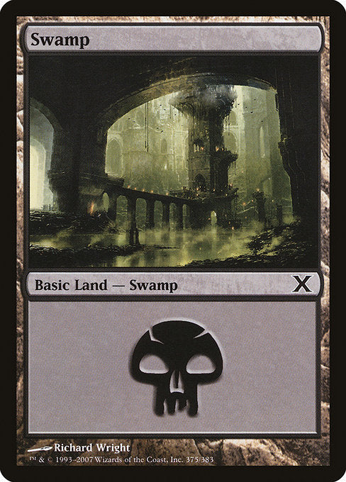 Swamp [Tenth Edition] | Myrtle Beach Games & Comics