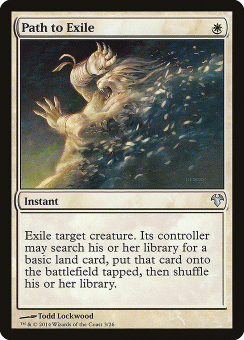 Path to Exile [Modern Event Deck 2014] | Myrtle Beach Games & Comics