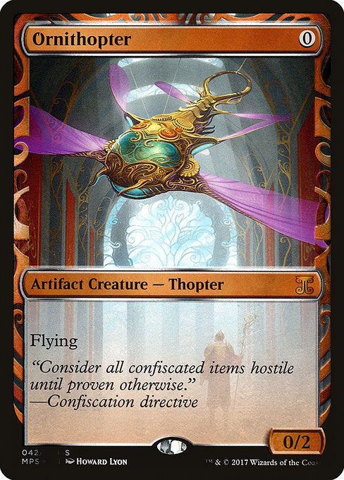 Ornithopter [Kaladesh Inventions] | Myrtle Beach Games & Comics