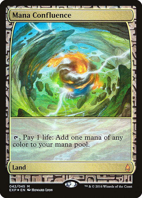 Mana Confluence [Zendikar Expeditions] | Myrtle Beach Games & Comics