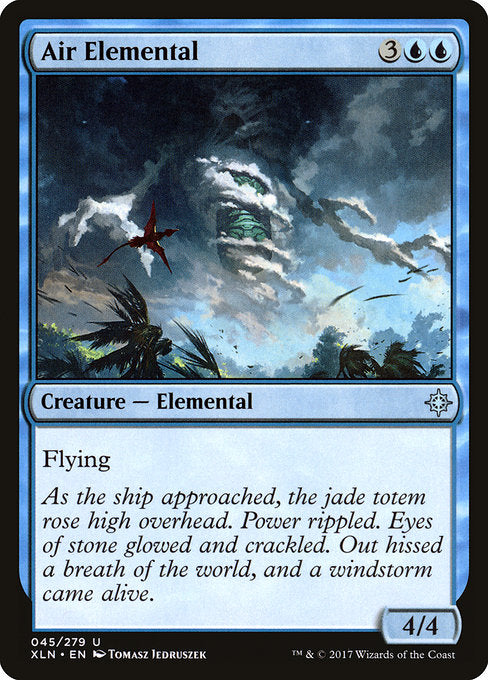 Air Elemental [Ixalan]  | My Pop Culture | New Zealand