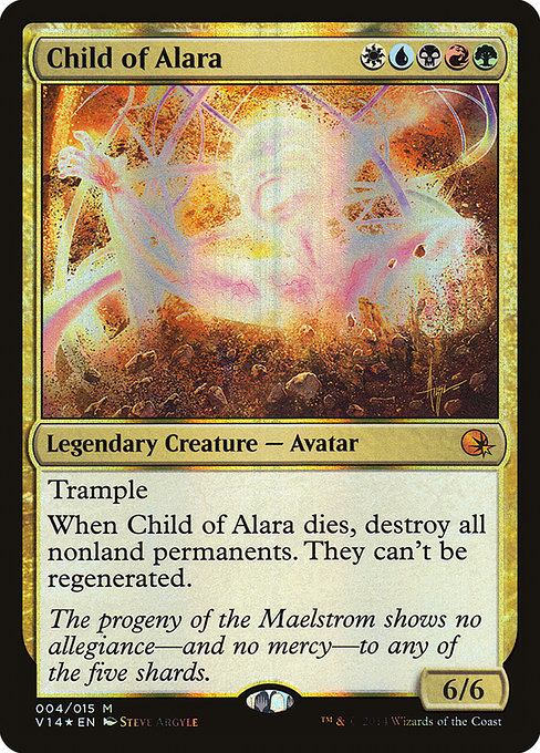 Child of Alara [From the Vault: Annihilation] | Myrtle Beach Games & Comics