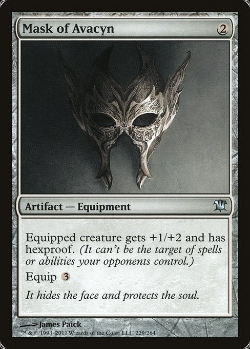 Mask of Avacyn [Innistrad] | Myrtle Beach Games & Comics