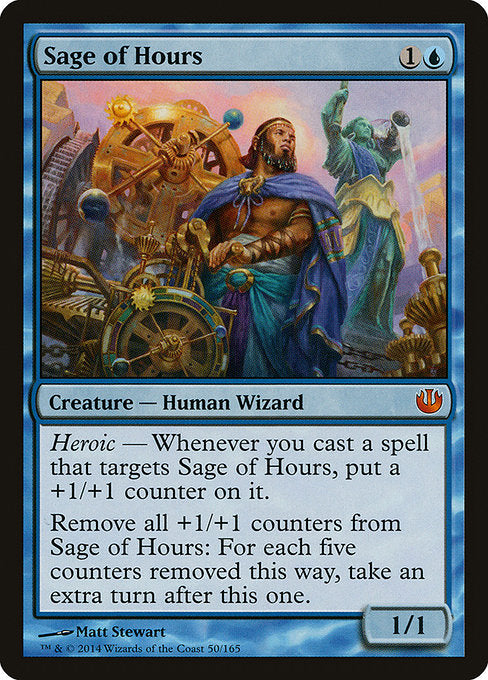 Sage of Hours [Journey into Nyx] | Myrtle Beach Games & Comics