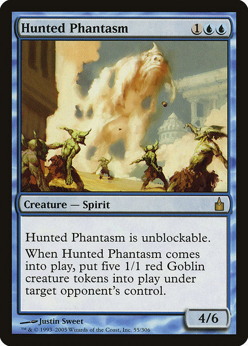 Hunted Phantasm [Ravnica: City of Guilds]  | My Pop Culture | New Zealand