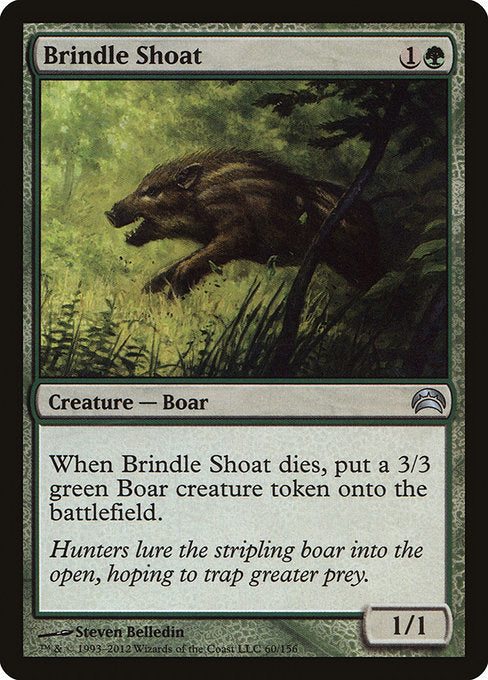 Brindle Shoat [Planechase 2012] | Myrtle Beach Games & Comics