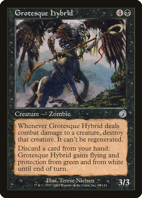 Grotesque Hybrid [Torment] | Myrtle Beach Games & Comics