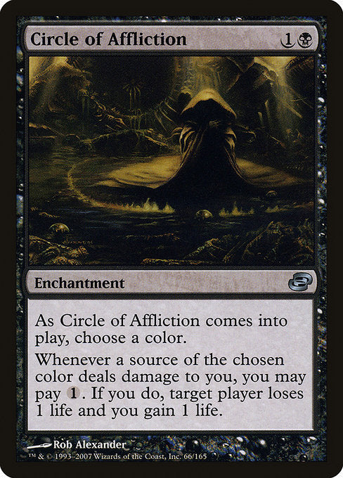 Circle of Affliction [Planar Chaos] | Myrtle Beach Games & Comics