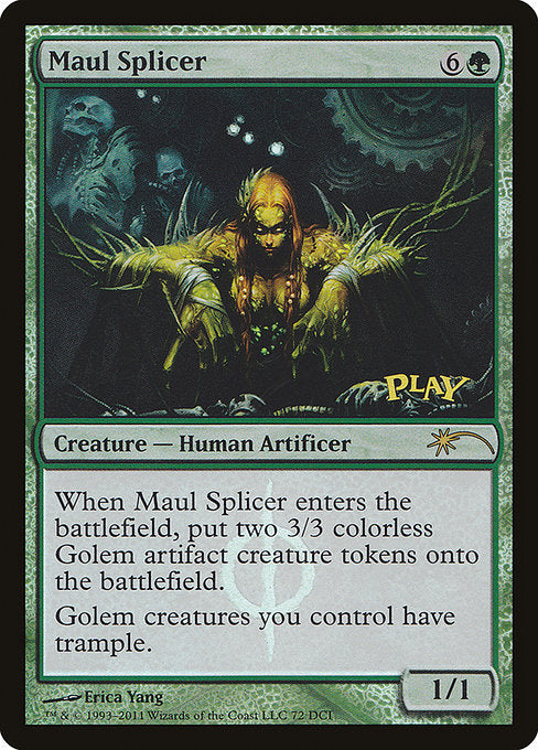 Maul Splicer [Wizards Play Network 2011] | Myrtle Beach Games & Comics