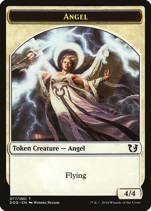 Angel [Duel Decks: Blessed vs. Cursed] | Myrtle Beach Games & Comics