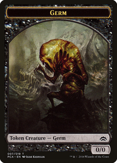 Germ [Planechase Anthology Tokens]  | My Pop Culture | New Zealand