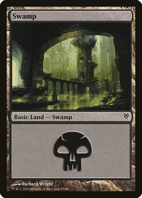 Swamp [Duel Decks: Jace vs. Vraska] | Myrtle Beach Games & Comics