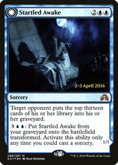 Startled Awake // Persistent Nightmare [Shadows over Innistrad Promos] | Myrtle Beach Games & Comics