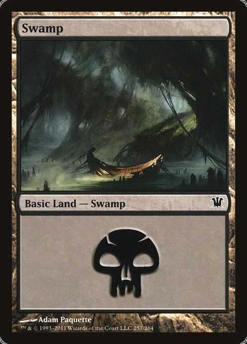 Swamp [Innistrad] | Myrtle Beach Games & Comics