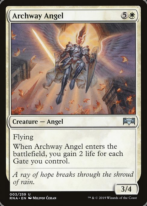 Archway Angel [Ravnica Allegiance]  | My Pop Culture | New Zealand