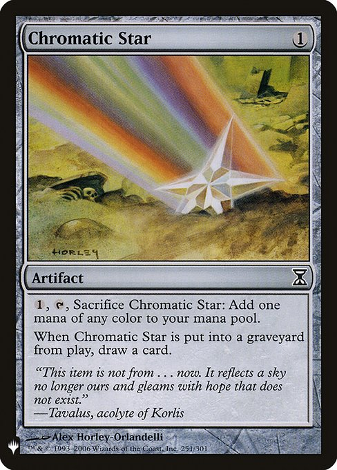 Chromatic Star [Mystery Booster] | Myrtle Beach Games & Comics