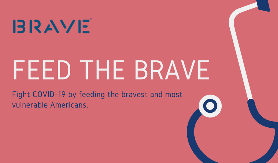 Feed The Brave