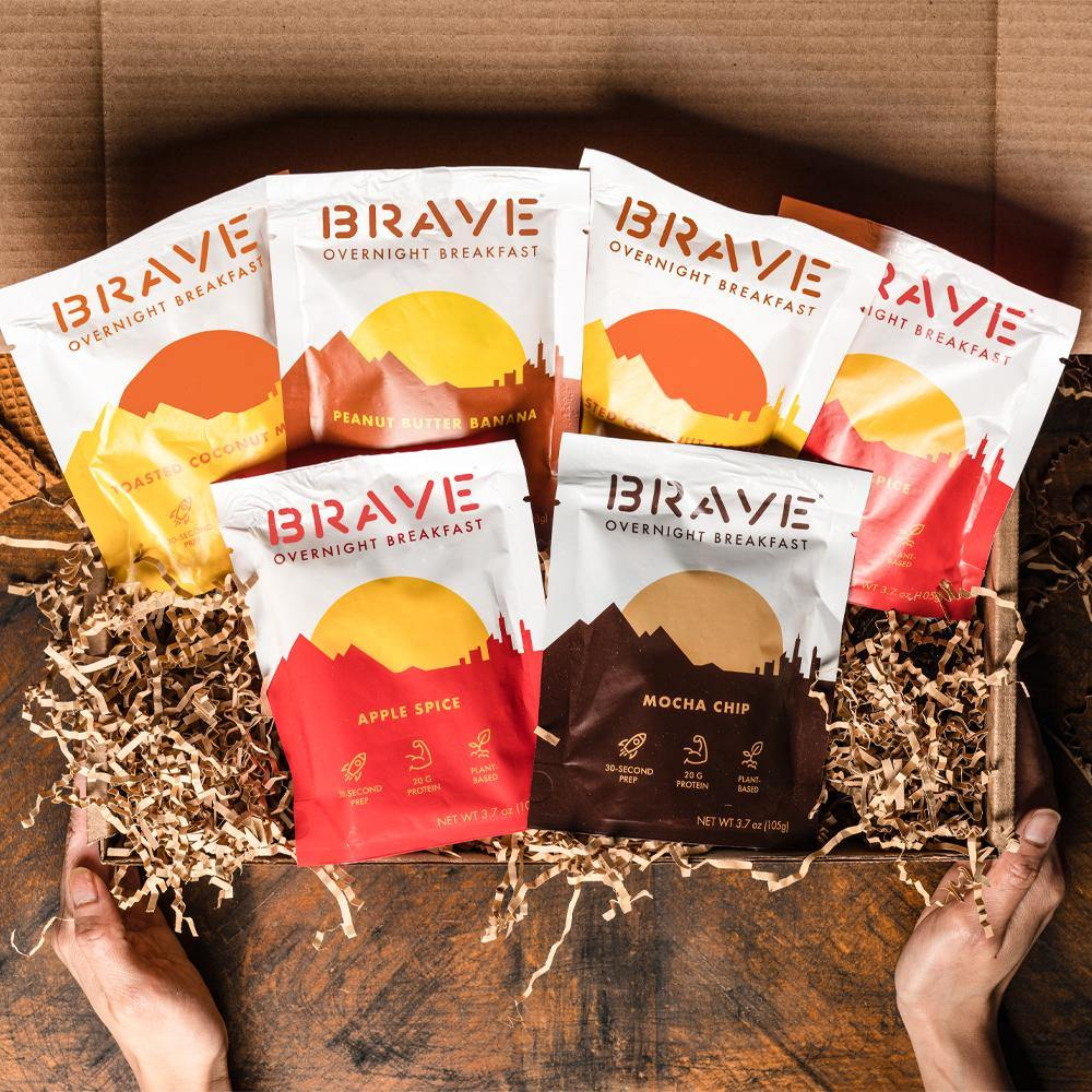 Brave Subscription Box