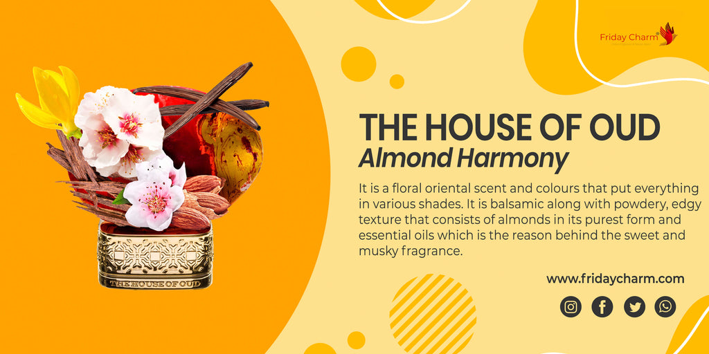 The House of Oud - Almond Harmony