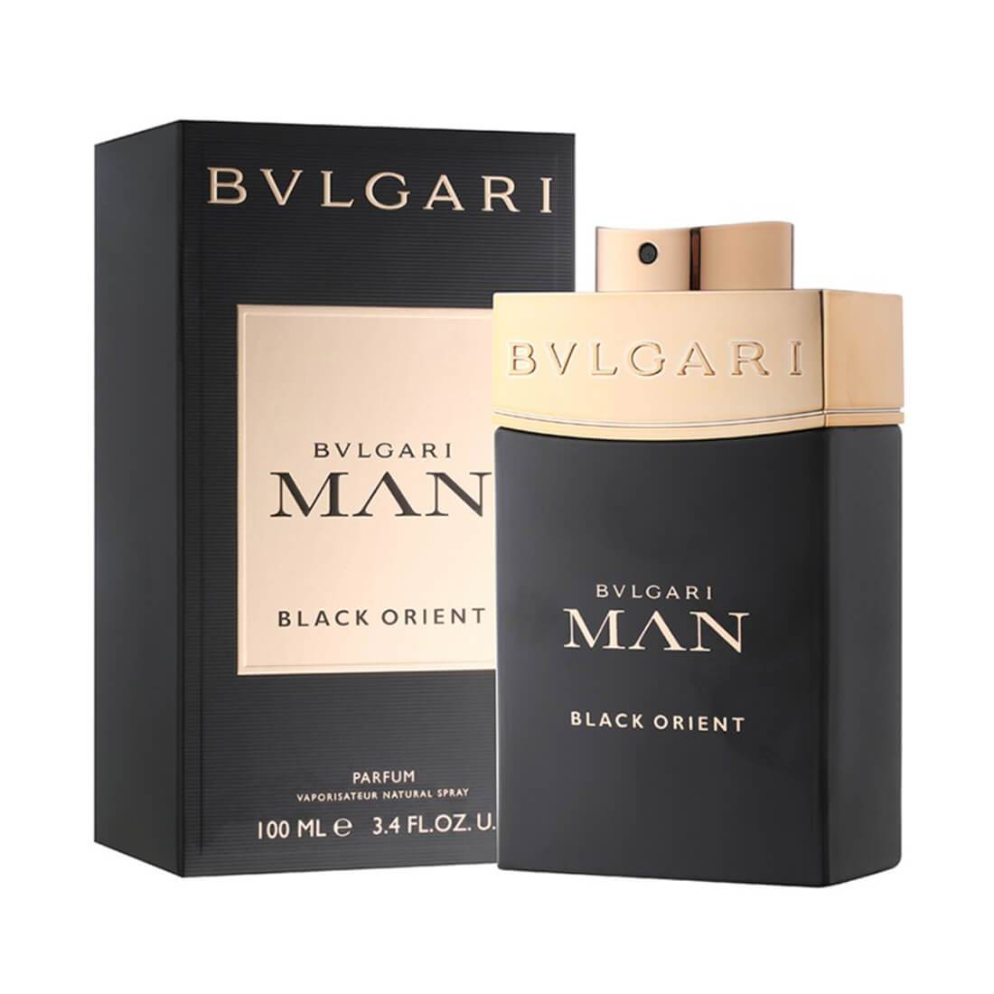 Bvlgari Man in Black Orient EDP Perfume - 100ml