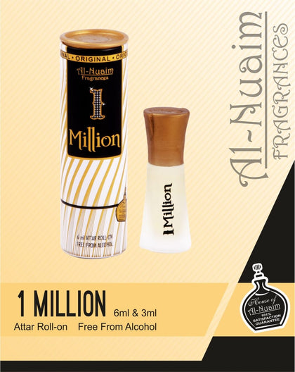 Al Nuaim 1 Million Attar 6ML