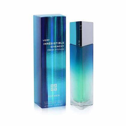 Givenchy Very Irrestible Fresh Attitude Eau de Toilette - 100 ml  (For Men)