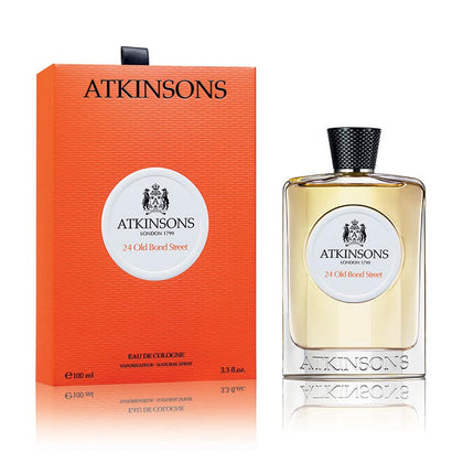 Atkinson 1799 24 Old Bond Street  Eau De Cologne 100ml