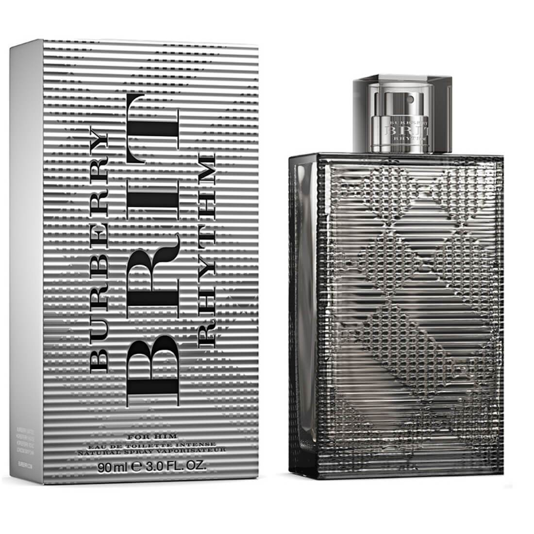 Burberry Brit Rhythm Intense Perfume For men - 90ml