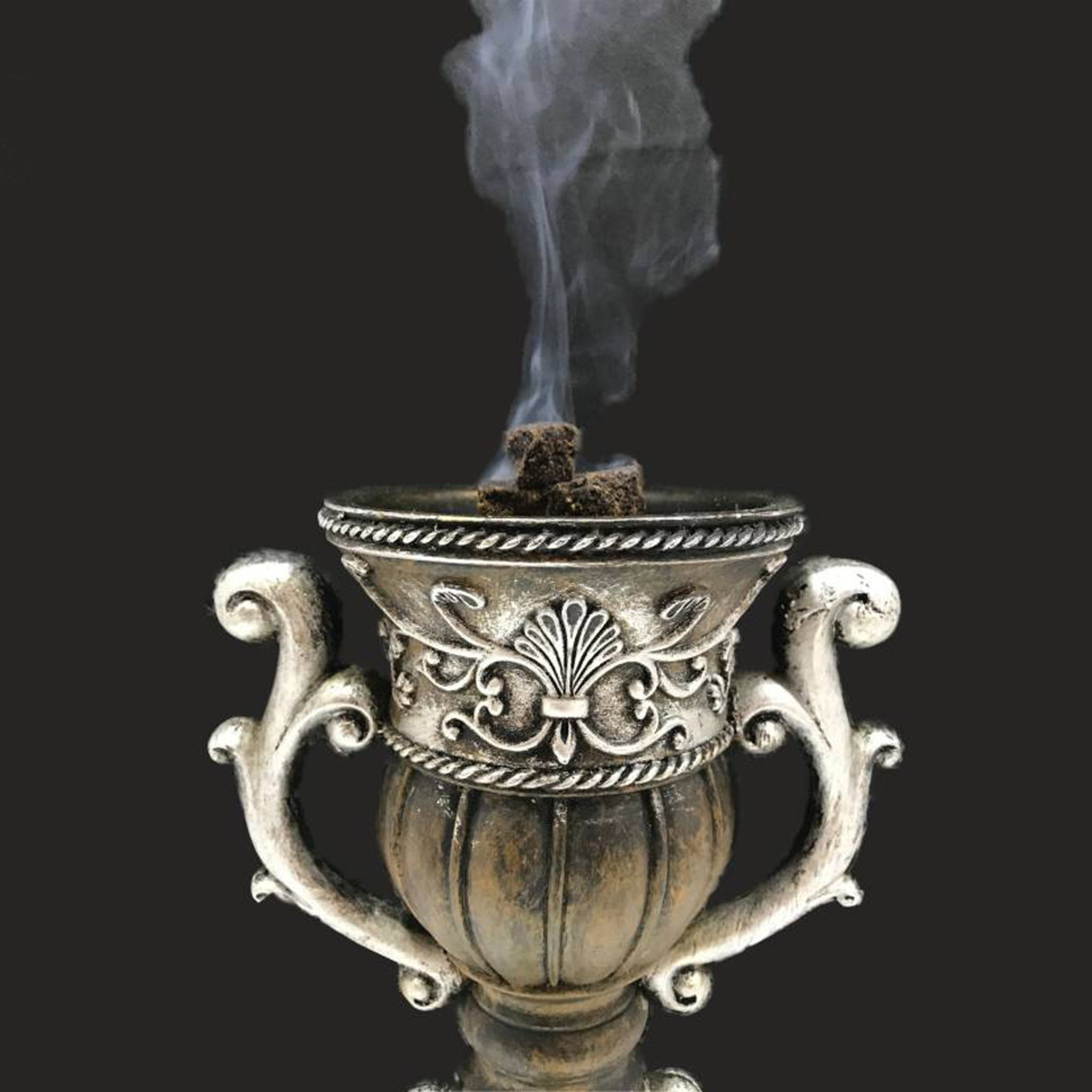 Automatic Electric Incense Burner with Automatic Thermostat for controlling heat