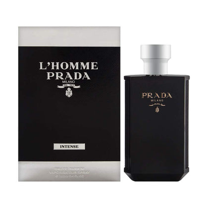 Prada L'Homme Intense Eau De Parfum For Men - 100ml