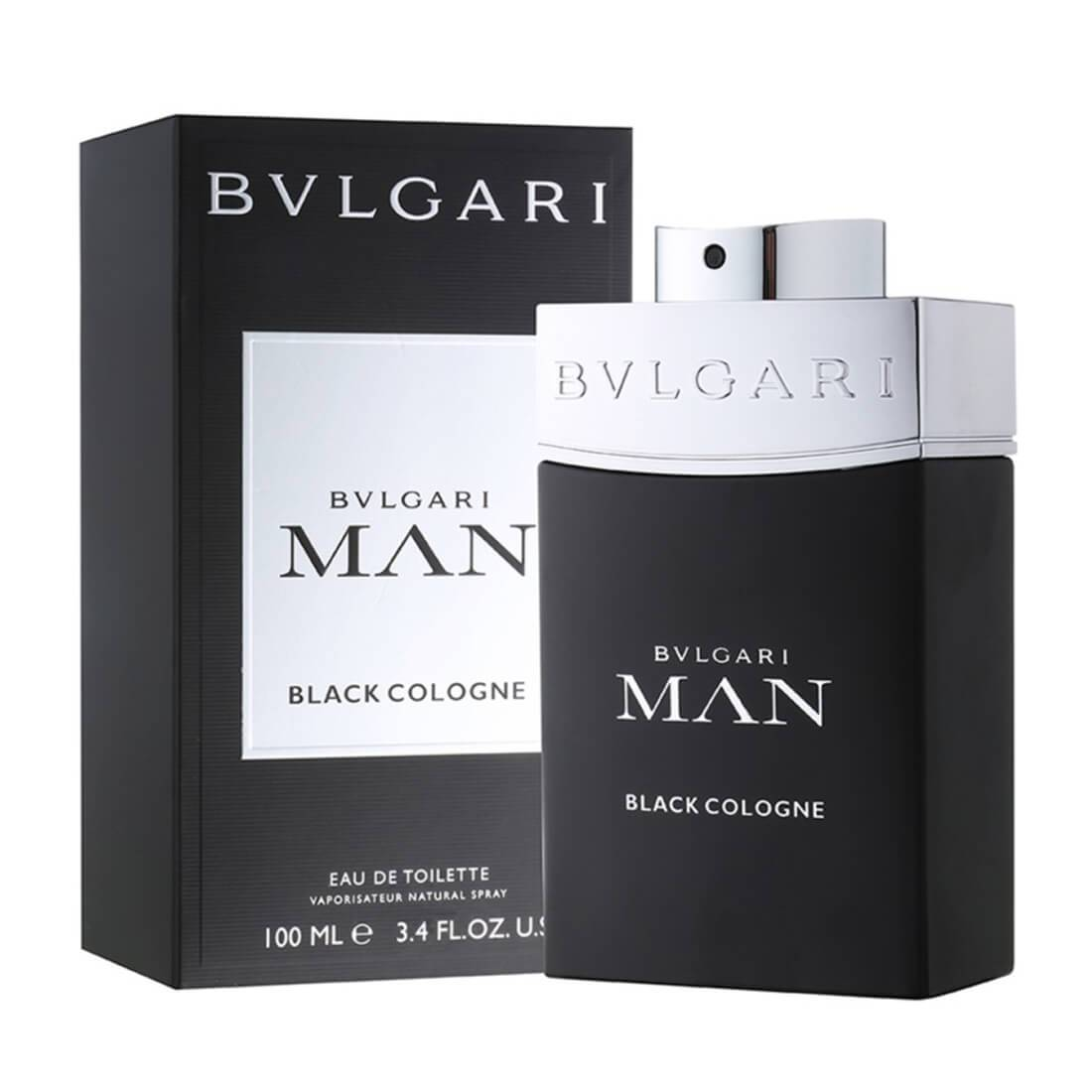 Man Black Colonge