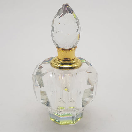 Exclusive Crystal Empty Attar Bottle 12ml CB-05