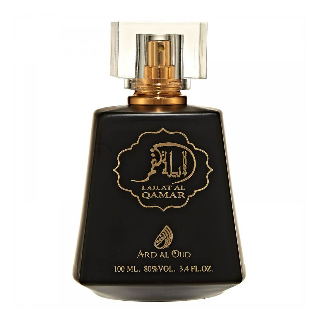 Ard Al Oud Lailat Al Qamar Black Spray - 100ml