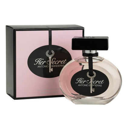 Antonio Banderas Her Secret Perfume EDT- 80ml