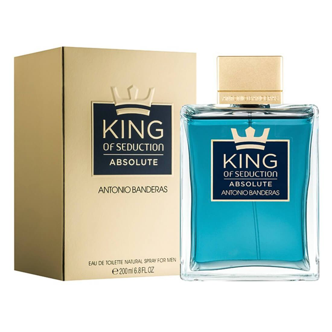 Antonio Banderas King Of Seduction Men Perfume EDT 100ML