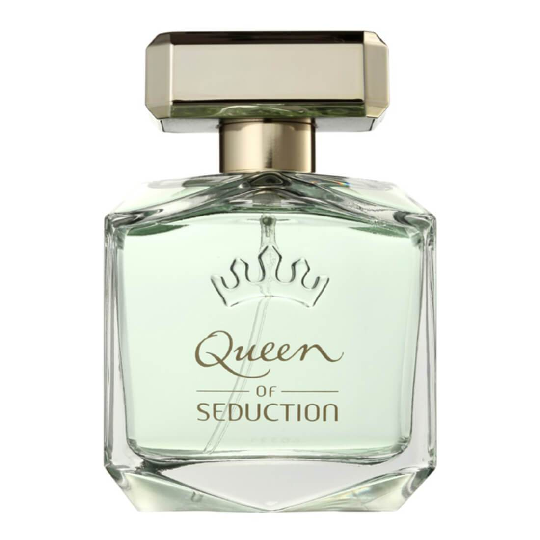 Antonio Banderas Queen Of Seduction For Women Perfume EDT - 80ml