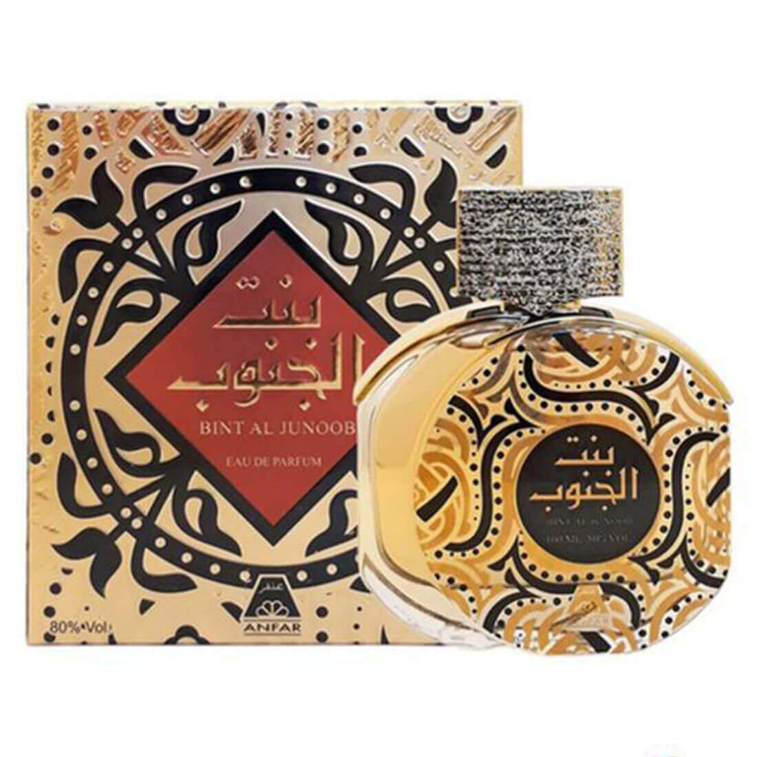 Anfar Bint Al Junoob Spray - 100ml