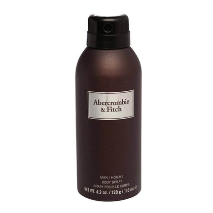 Abercrombie & Fitch First Instinct Deodorant Body Spray For Men - 143ml