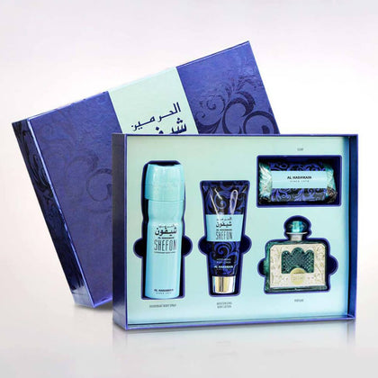 Al Haramain Shefon Perfume Gift Set For Women