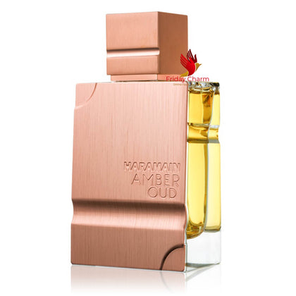 Al Haramain Amber Oud Perfume Spray - 60ml