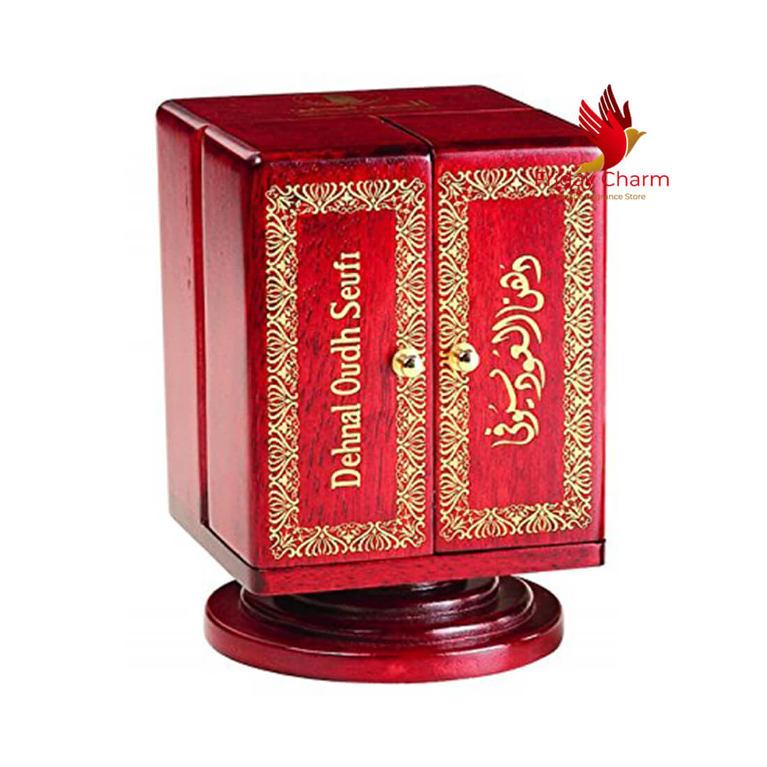 Al Haramain Dehnal Oudh Seufi Attar - 6ml