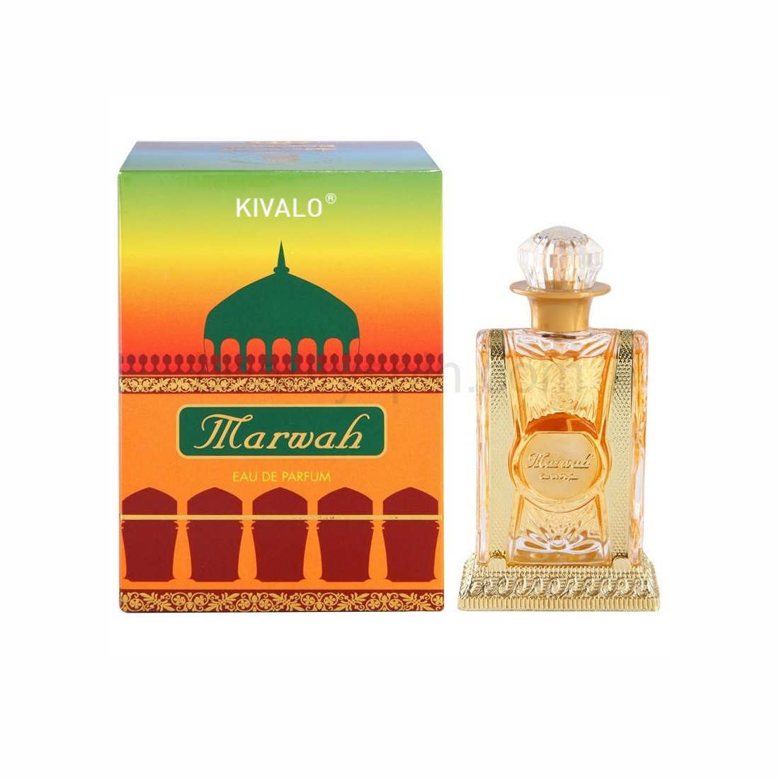 Al Haramain Marwah Perfume Spray - 45 ml